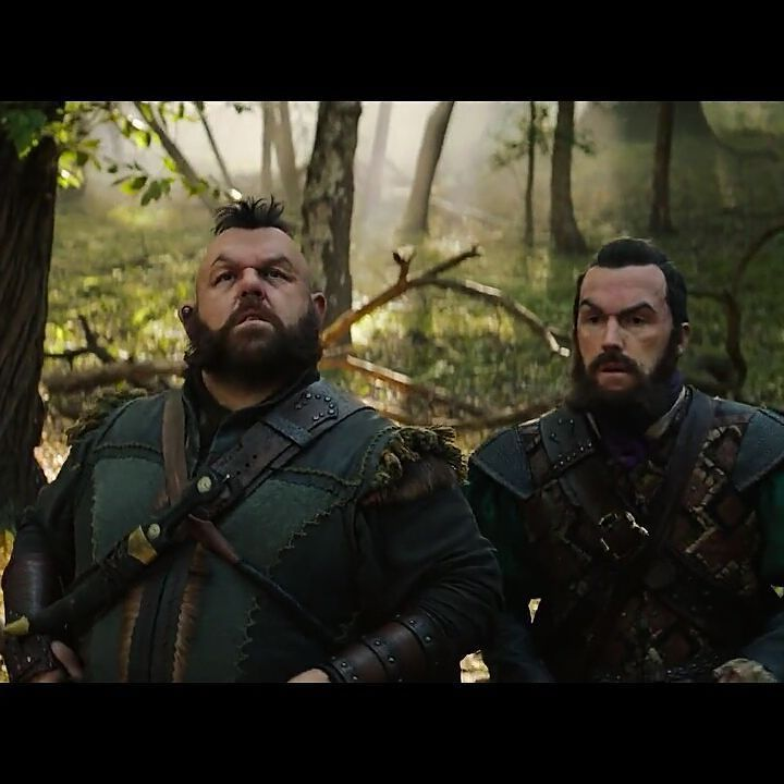 #TheHuntsman #WintersWar #MSR  #NickFrost as #Nion #RobBrydon as #Gryff #Action #adventure #Drama #bow #arrow #fantasy #dwarf #queen #huntsmen #winter #north #night #dark  #April #2016 #movies #moviephoto  @jessicachastaindaily @chastainiac @chrishemsworth @_emily_blunt_ @CooksonSophie @sophie.cookson @khanconrad  @Sheridansmith1 @roachalexandra @friedgold @robbrydon @RobBrydon