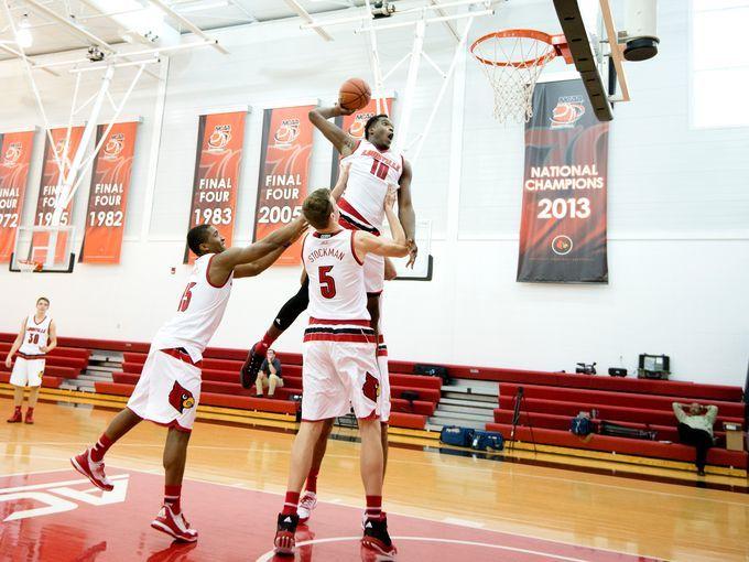 University of Louisville Sports | The Courier-Journal | Hete jongens,  Jongens
