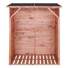 holzunterstand bauanleitung zum selber bauen bei holzkisten pinterest holz. Black Bedroom Furniture Sets. Home Design Ideas