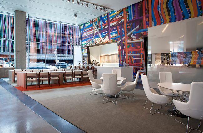 Frch Renovates Zaha Hadid S Contemporary Arts Center In Cincinnati