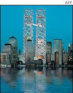 NY WTC Project