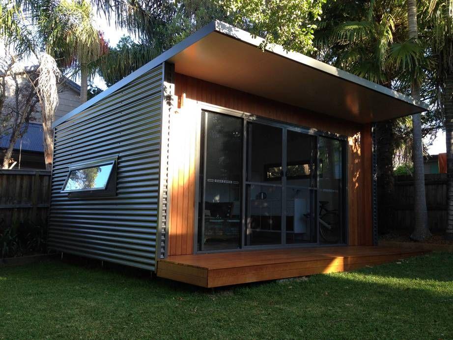 Outdoor studio collaroy sydney studio shed for Studio sheds for sale