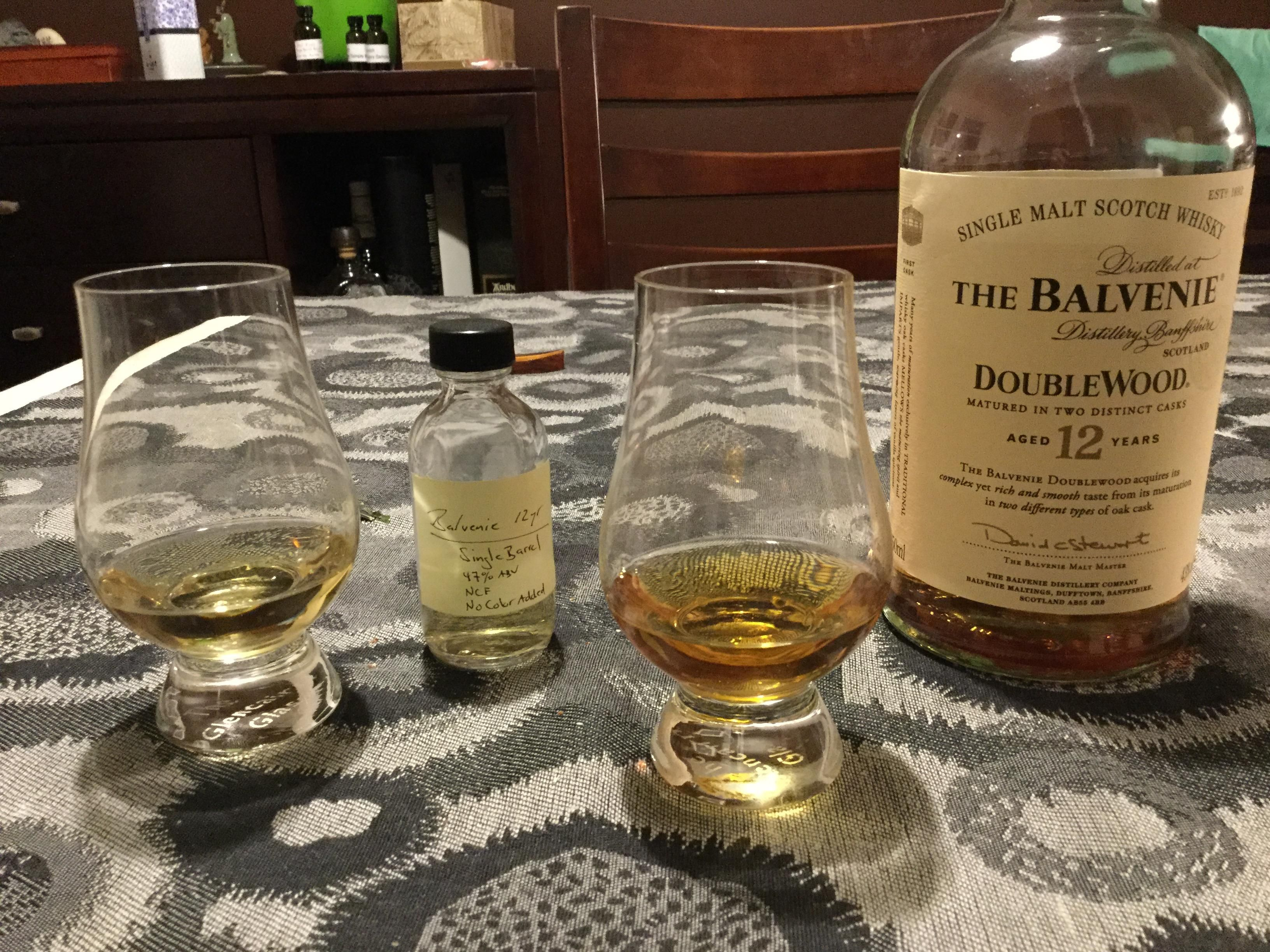Reviews 85 Balvenie 12 Single Barrel And Doublewood Http