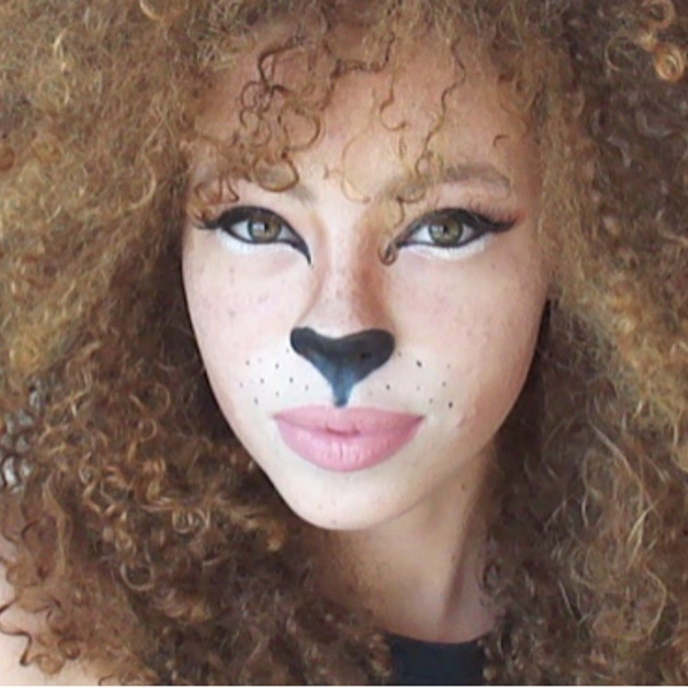 10 easy cat makeup youtube tutorials that are purrfect for 10 easy cat makeup youtube tutorials that are purrfect for halloween videos baditri Choice Image