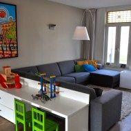 woonkamer na STIJLIDEE\'s interieuradvies, kleuradvies en styling ...