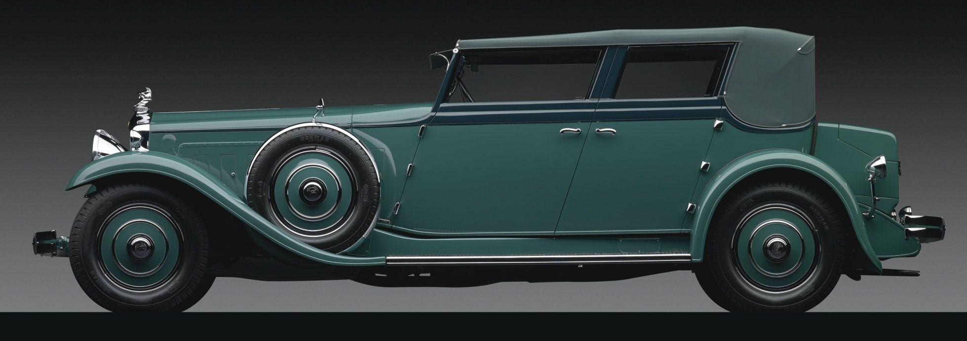 1931 Minerva 8 AL Convertible Sedan Super cars, Classy