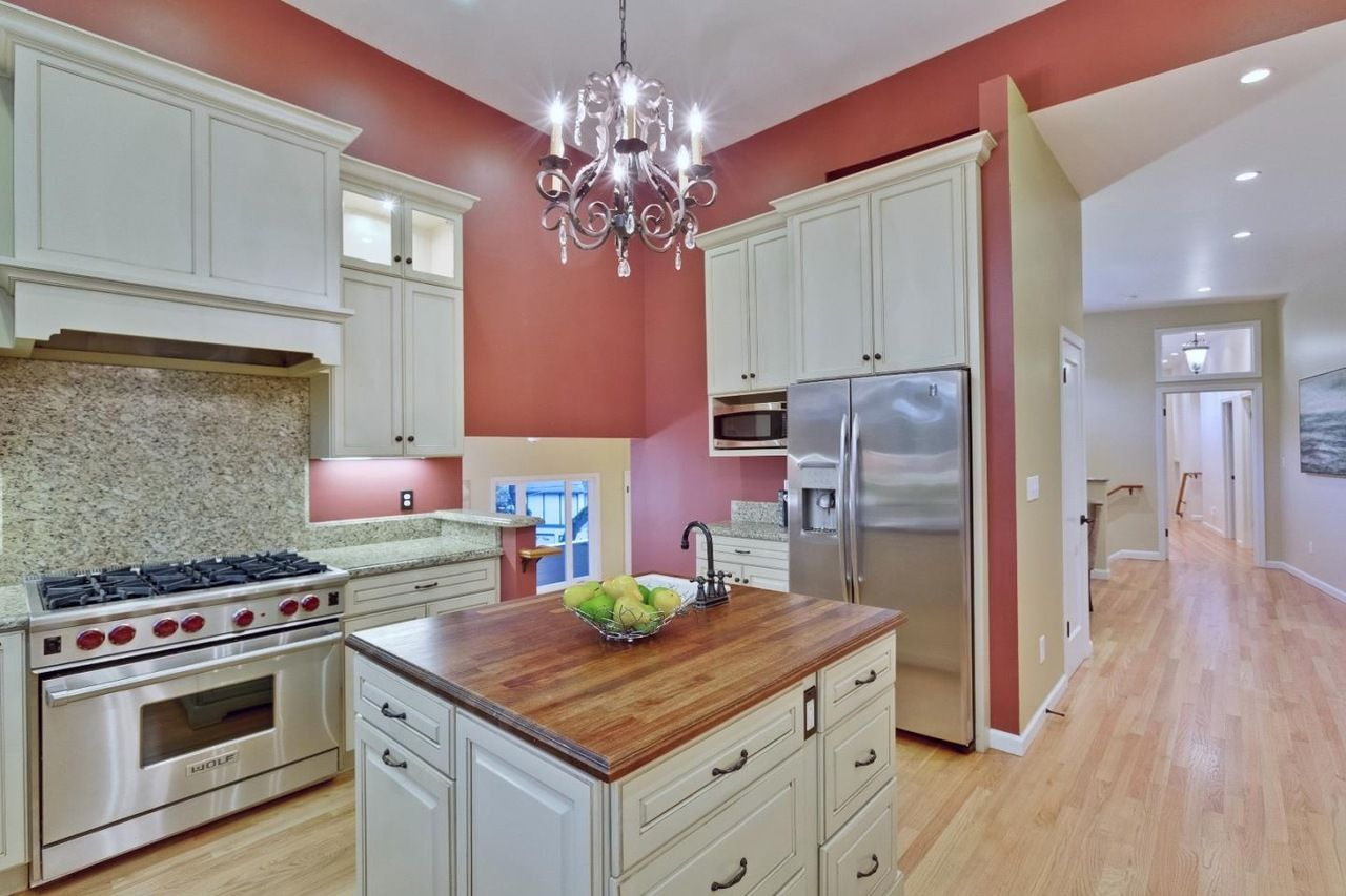BELMONT, CA   Kitchen, Kitchen cabinets, Decor