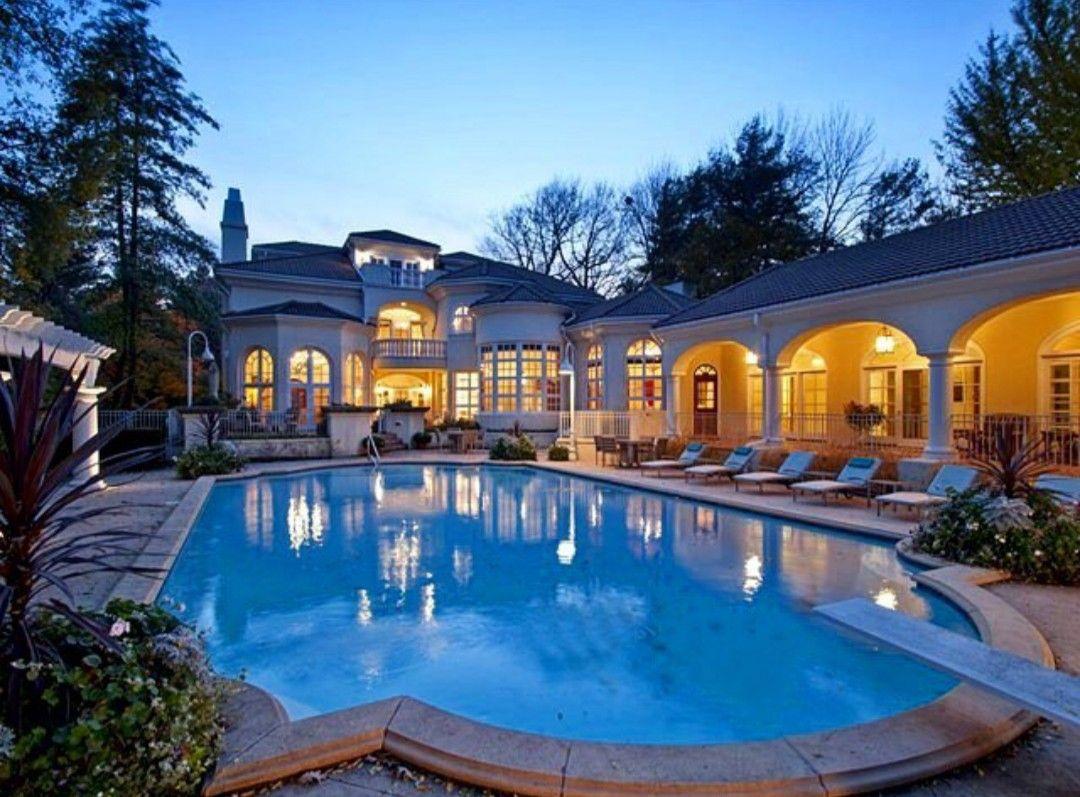 Attractive Luxury Homes Dream Houses, Luxury Homes Interior, Luxury Modern Homes, Luxury  Real Estate