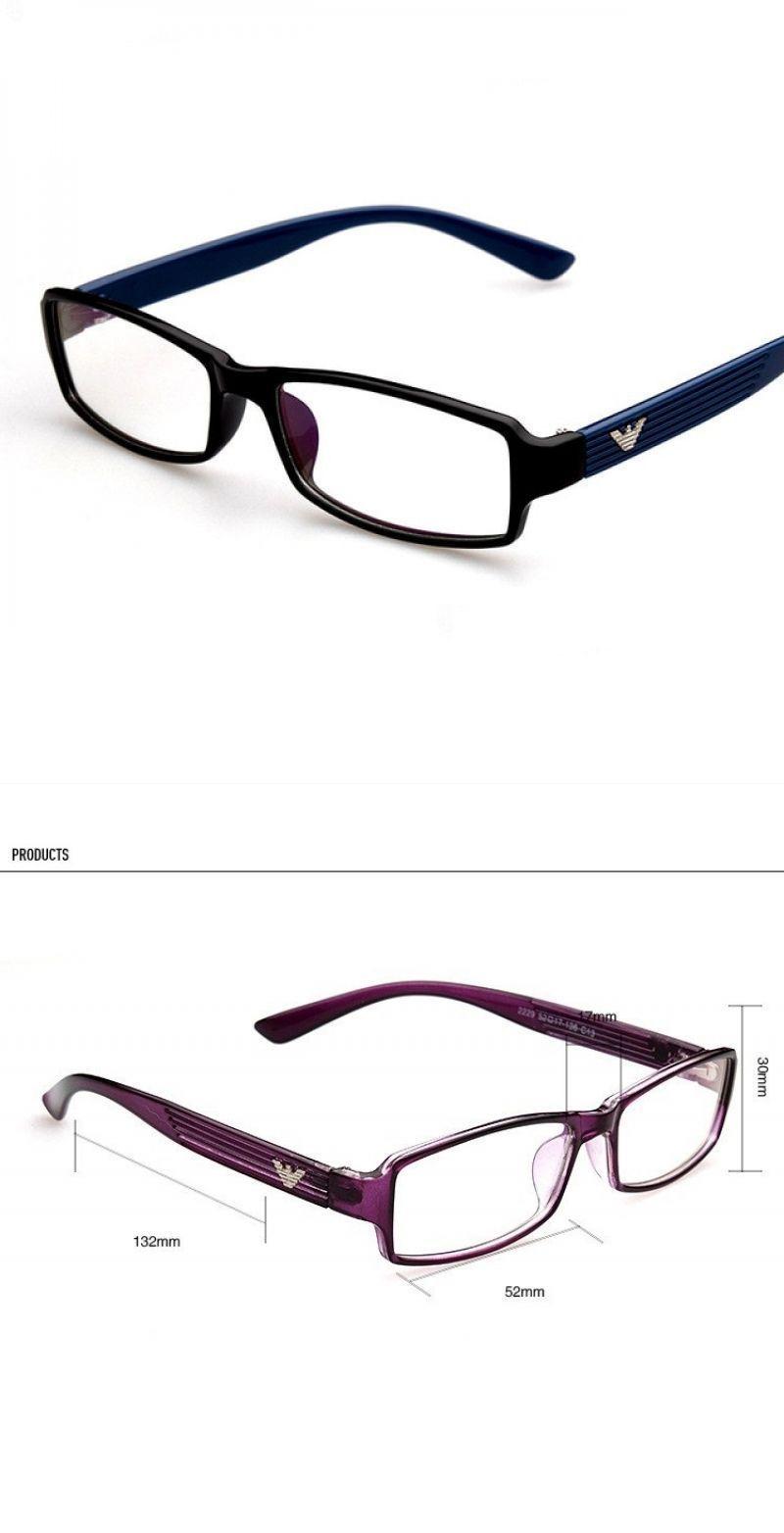 1d58834cb55 Retro rectangle shape fashion clear eyewear frame men women cosy optical  eyeglasses computer glasses spectacle frame h414  eyewear  accessories   frames ...