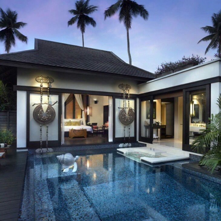 Bali Beach House: Anantara Phuket Villas: Phuket, Thialand