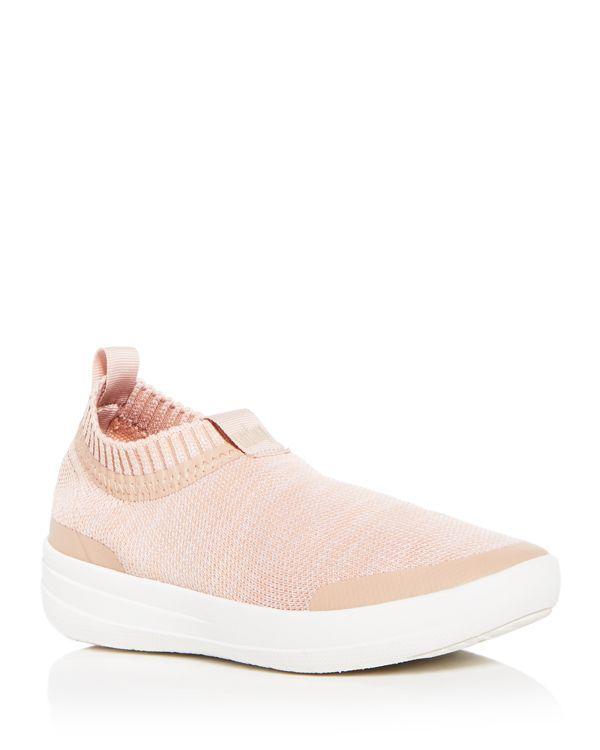 d0534c47c FitFlop Women s Uberknit Slip-On Sneakers