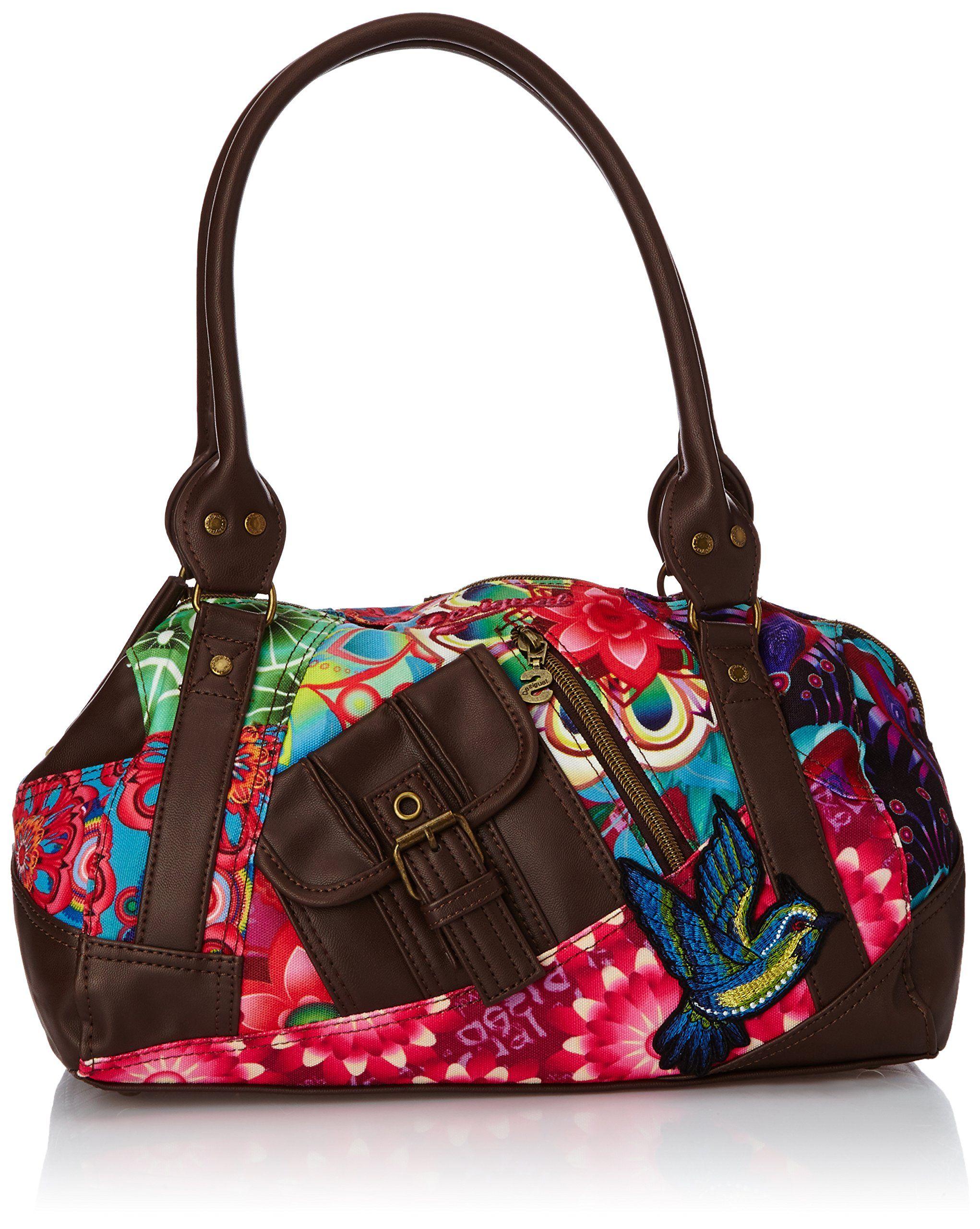 énorme réduction d889b 1ed12 Desigual Bols Tokyo Paulina, Sac porté épaule - Multicolore ...