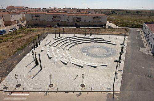 Plaza Pública en Gibraleón
