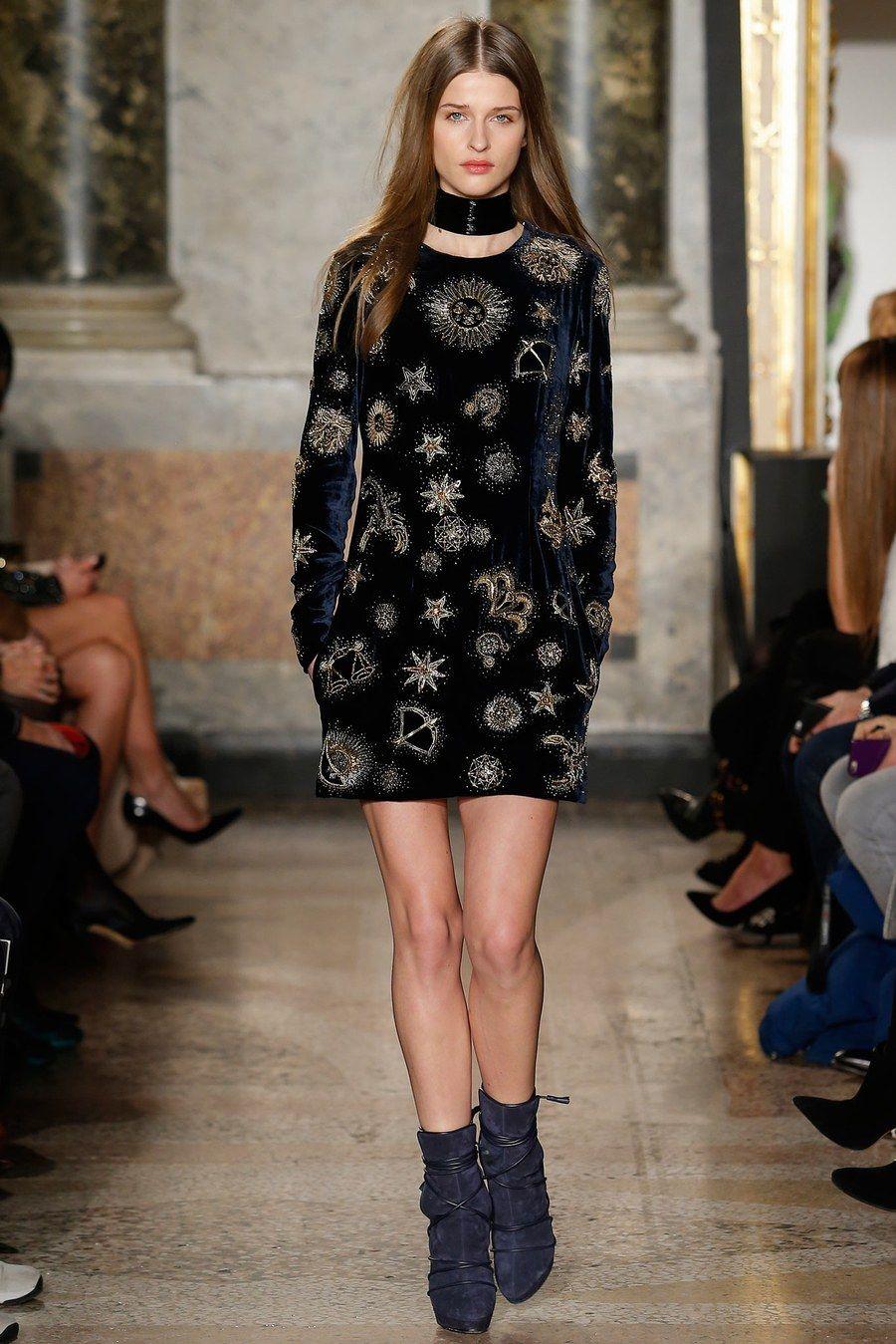 Emilio Pucci Fall 2015 Ready-to-Wear Fashion Show #fallbeauty