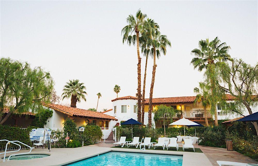 The Alcazar Palm Springs   Wedding southern california ...