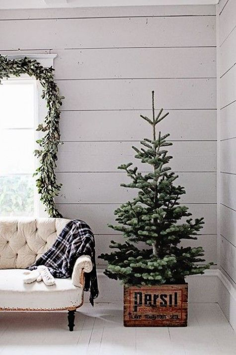 52 Small Christmas Tree Decor Ideas ComfyDwelling #PinoftheDay