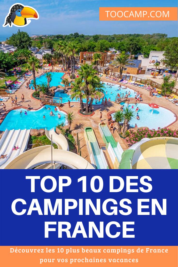Les Meilleurs Camping De France : meilleurs, camping, france, Campings, France, Aquatique,, Camping, Vacances