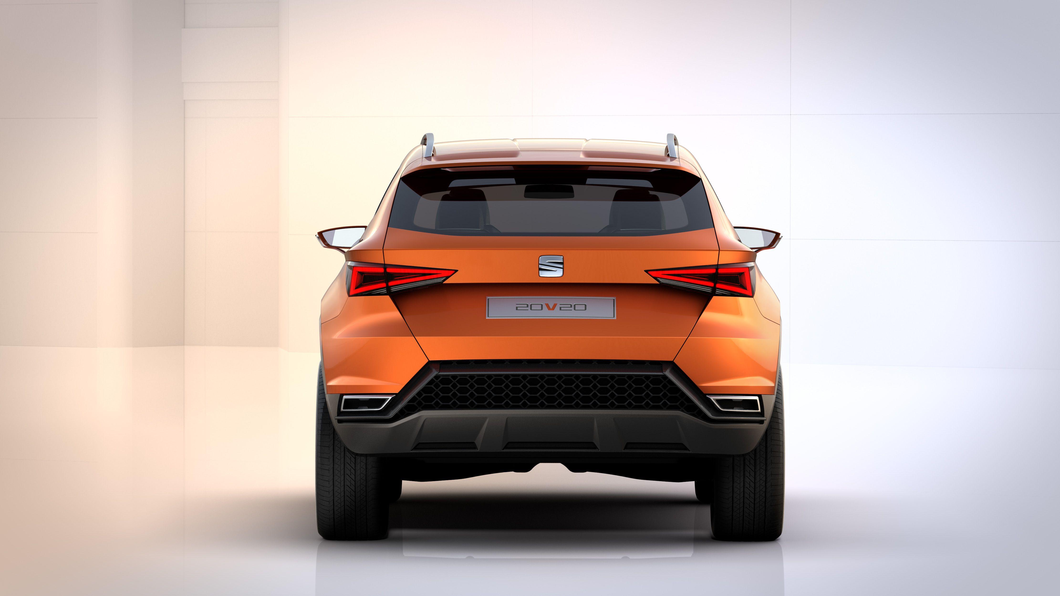 #SEAT 20V20 #Conceptcar #GIMS