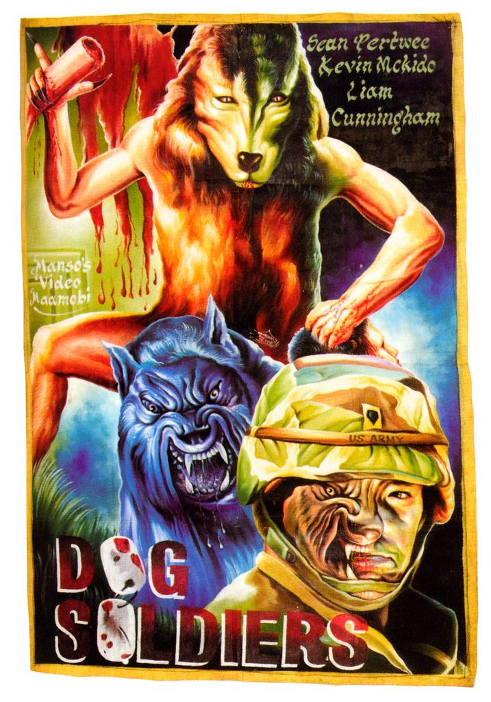Ghana Film Posters 3 Of 5 Horror Posters Horror Movie Art