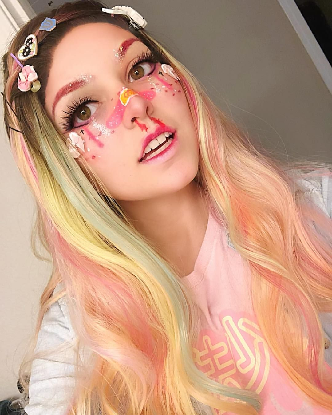 Elfgutz Inspired Makeup I Ve Been Wanting To Create One Of