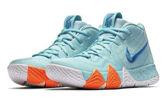 best service d58fd d5823 Official Images  Nike Kyrie 4 Power Is Female The Nike Kyrie 4 Power Is  Female