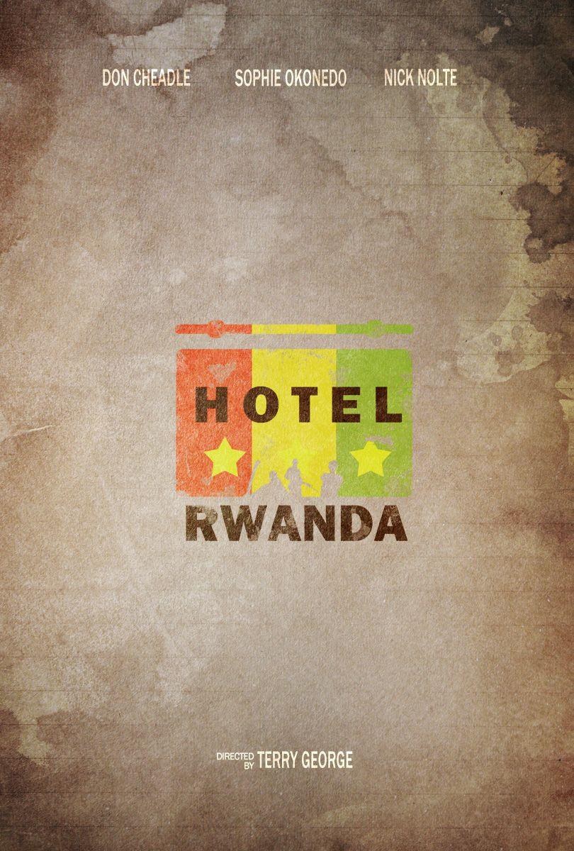 "Hotel Rwanda - Terry George 2004 Dvd05271 ""based"