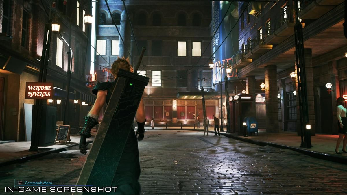 Final Fantasy VII Poster With Xbox One Logo Spotted By