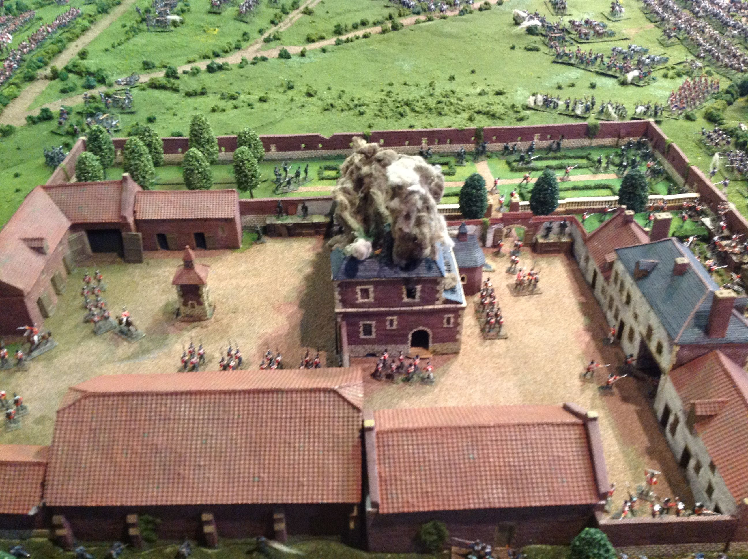 Waterloo Bataille De Waterloo La Haye Revolution Francaise