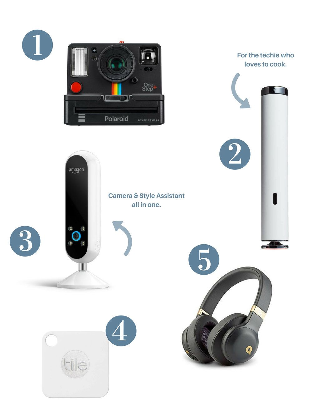 Gift Ideas for the Tech Junkie | Technology gifts, Tech ...
