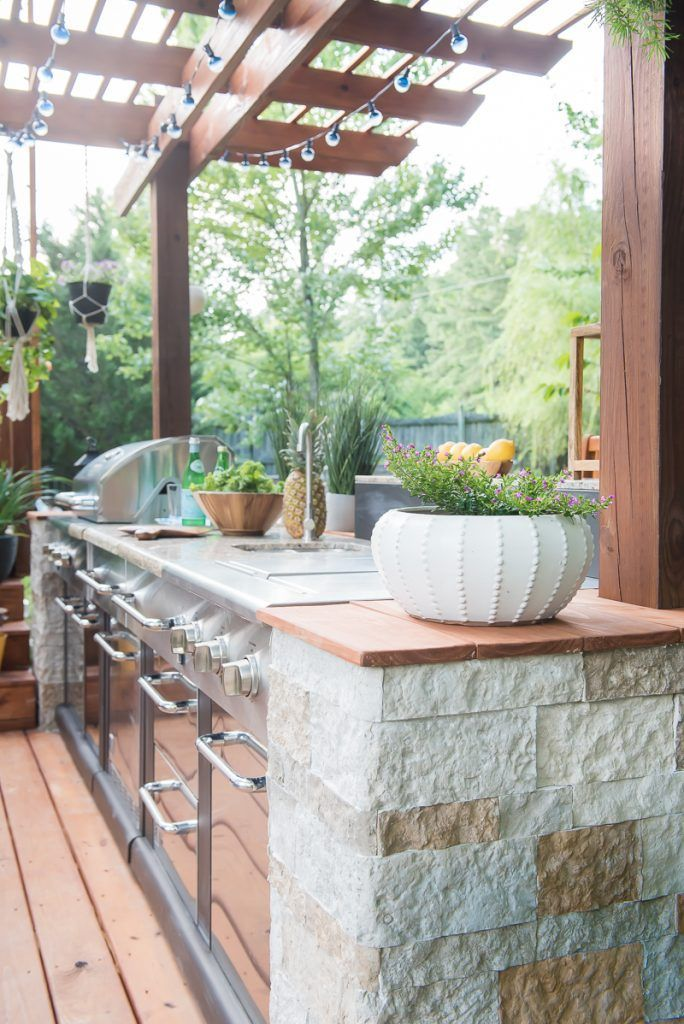 diy outdoor kitchen you want to see in 2019 diy outdoor kitchen modular outdoor kitchens on outdoor kitchen easy id=90804