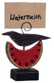 Cute prim recipe holder or picture holder