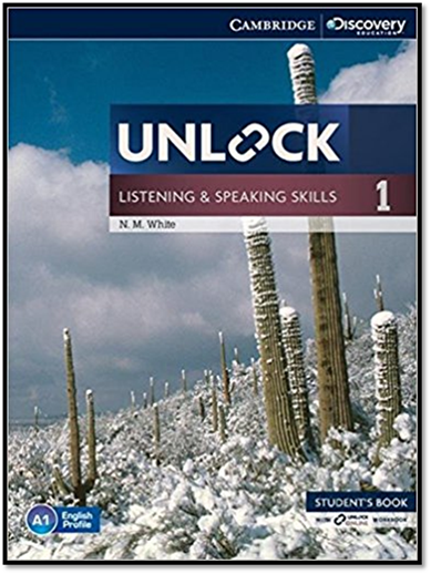 PDF+CD] Cambridge Unlock 1 Listening and Speaking Skills