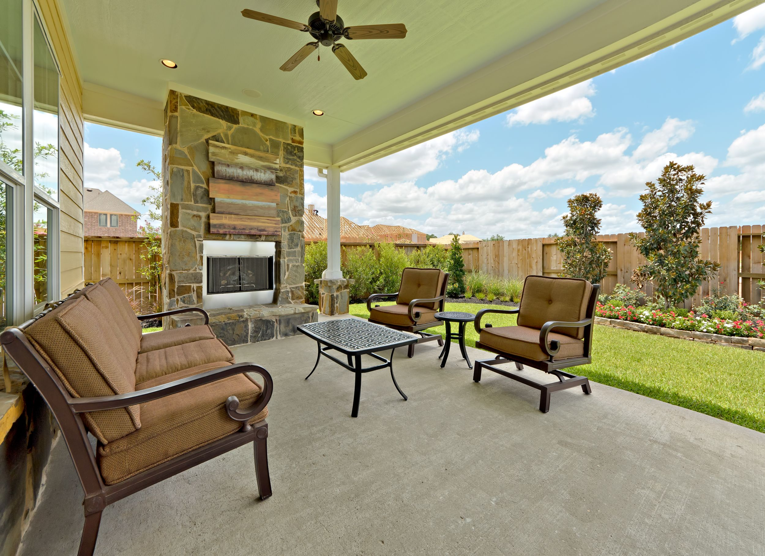 Sienna American Classic Outdoor Patio Outdoor living