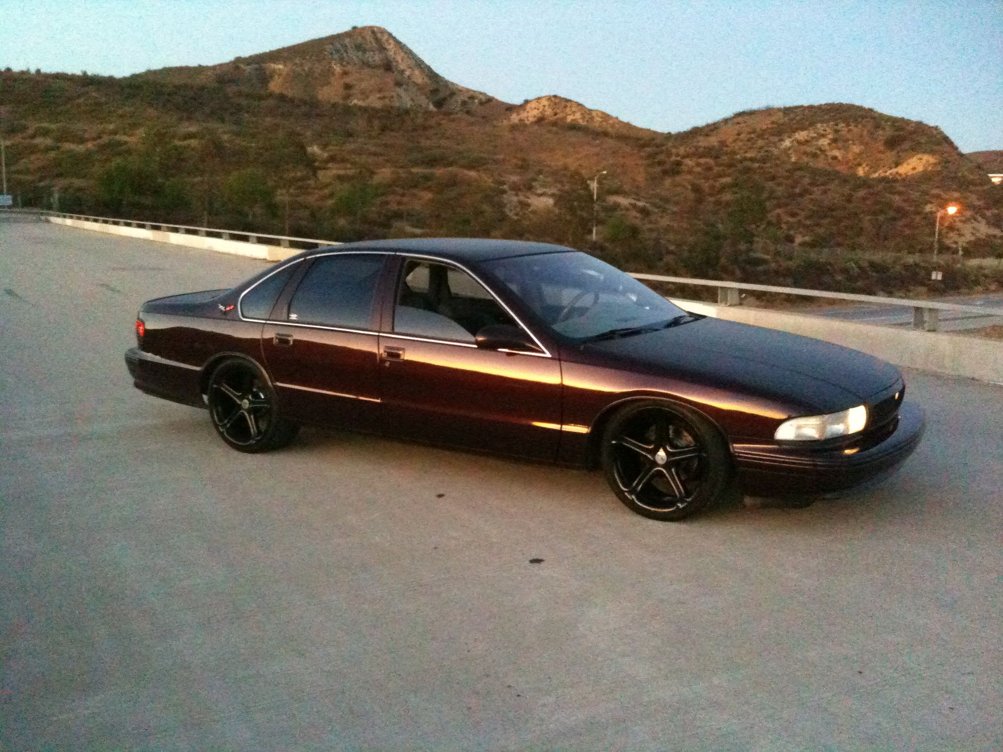 1996 Chevrolet Impala SS On Lexani Rims | Rides Magazine | Whips |  Pinterest | Chevrolet, Cars and Dream cars