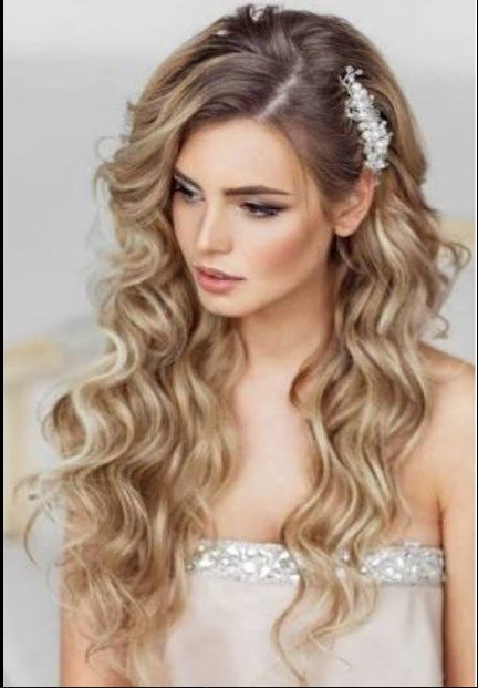 hairstyles hair easy impress crush christmas hairstylesforchubbyfaces eve medium quick brunettes simple makeup plus dinner