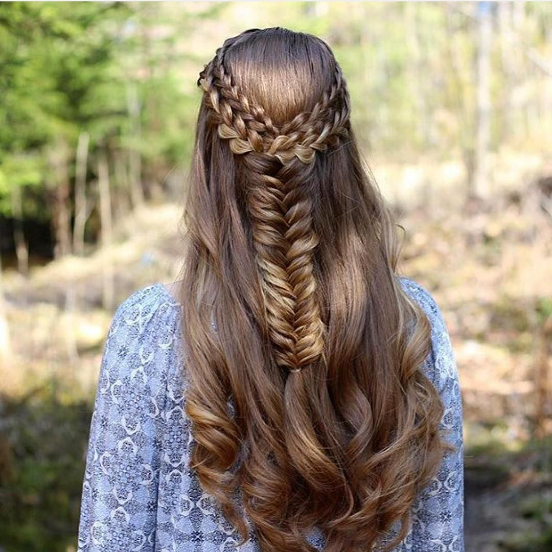 Wedding Hairstyles Games: Two Sisters From Norway ️aurorabraids@gmail.com YouTube
