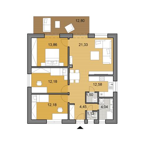 House Plans Choose Your House By Floor Plan Djs Architecture House Plans Bungalow Floor Plans Floor Plans