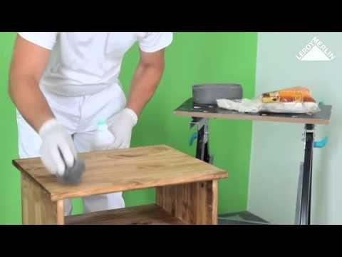 Comment décaper un meuble ? restauration Pinterest Meubles - Comment Peindre Un Meuble Vernis