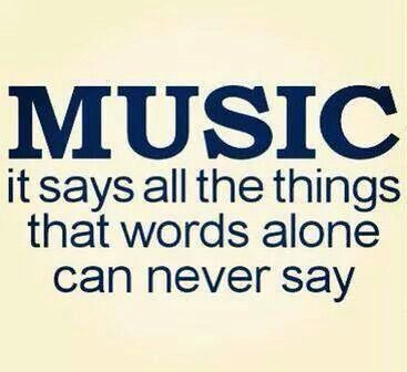 Music Is Always The Best Way To Communicate Music Quotes Life