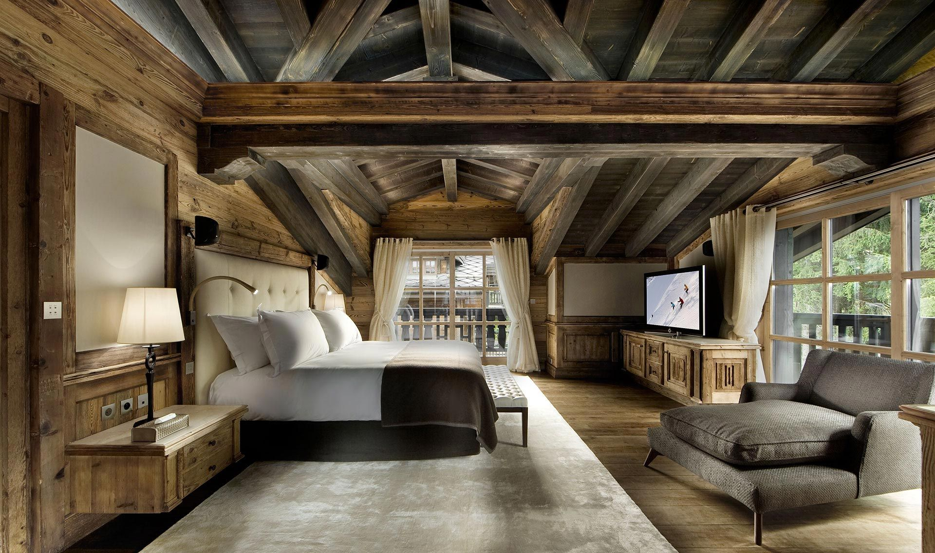 Passion For Luxury : Chalet Edelweiss Courchevel, French Alps, France