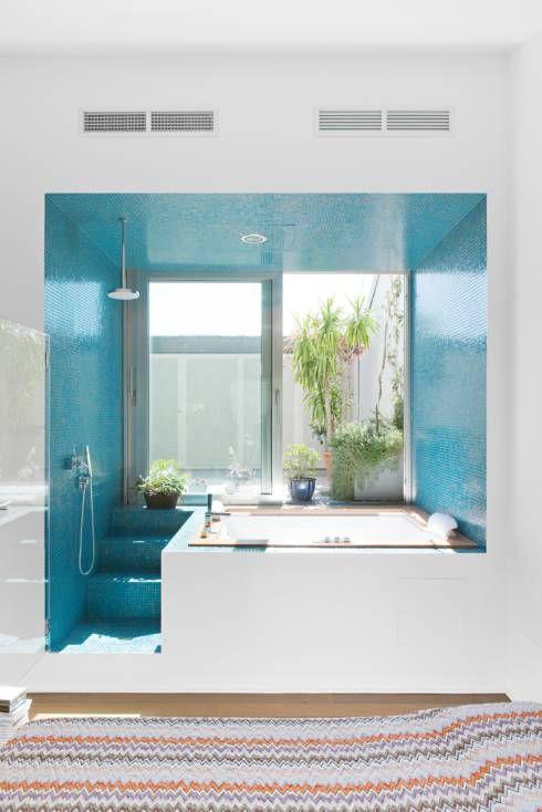 roberto murgia architettoのtranslation missing:kr.style。バスルーム.industrialバスルーム