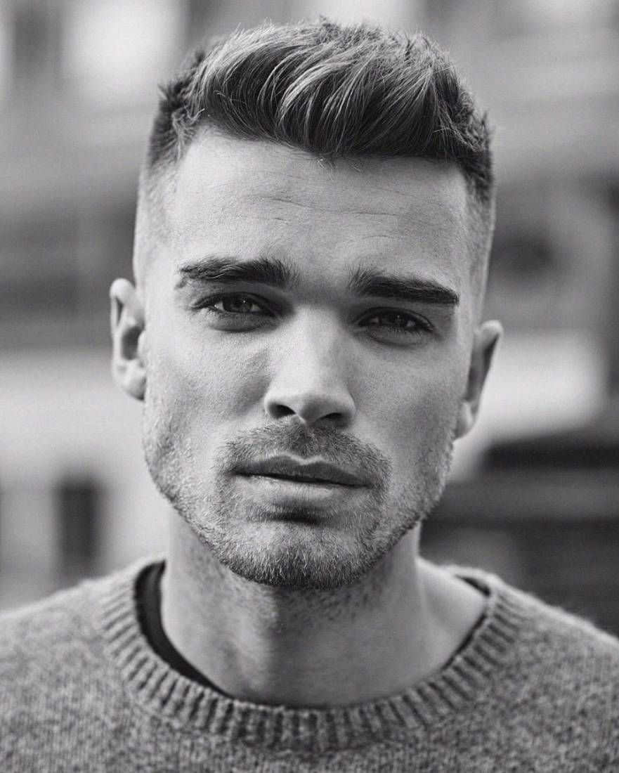 25 Coolest Male Short Haircuts To Look Dashing Haircuts Hairstyles 2019 New Men Hairstyles Mens Haircuts Short Cool Hairstyles For Men