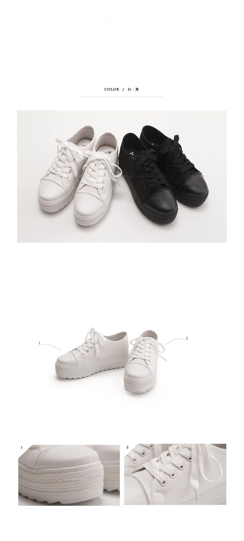 eb9e38c384d Platform Sneakers