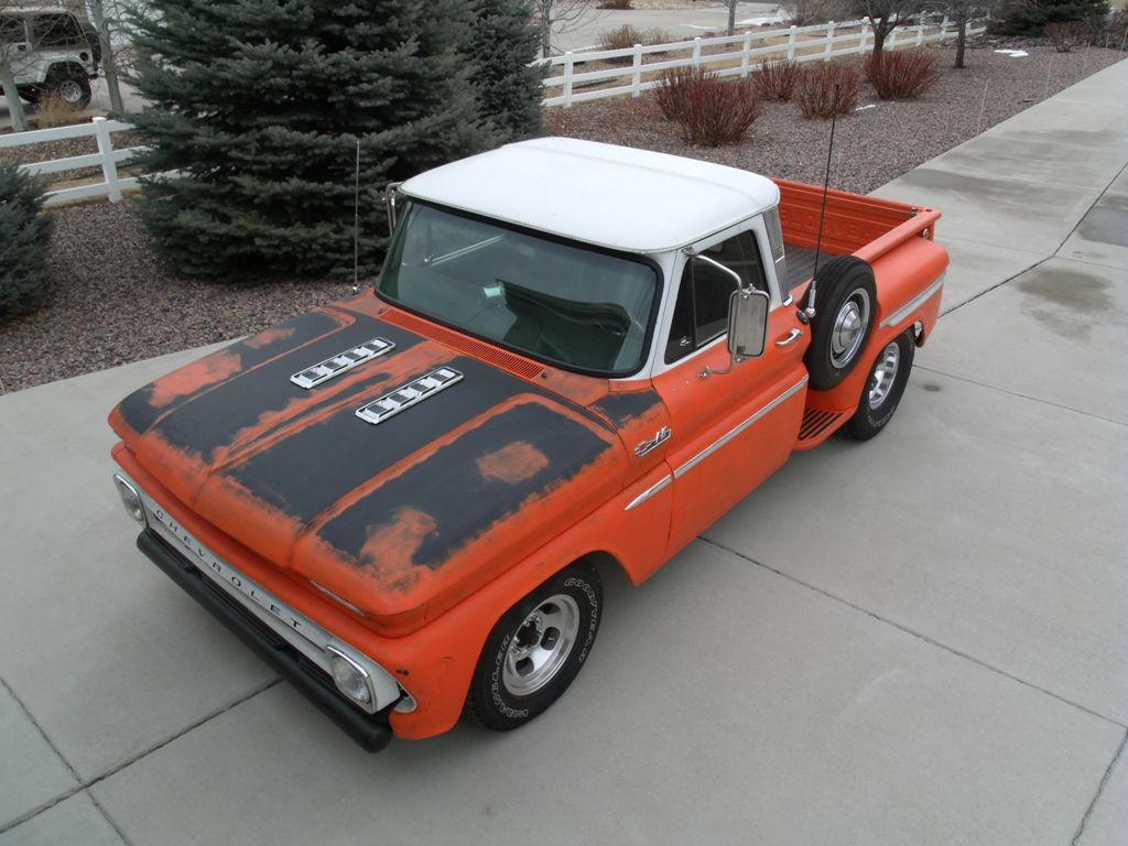 Truck 1963 chevy truck parts : Chevrolet C10 1964 Pickup LS3 V8 Corvette Brakes Custom Interior ...
