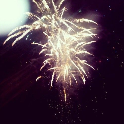 Fireworks At Seminyak On Nye Bali Travel Fireworks Travelogue