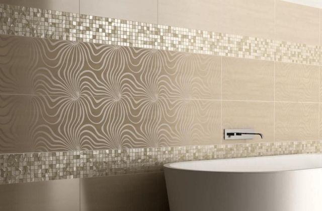 moderne lineare Vorschläge-Mosaike als Streifen-Standardformat - muster badezimmer fliesen