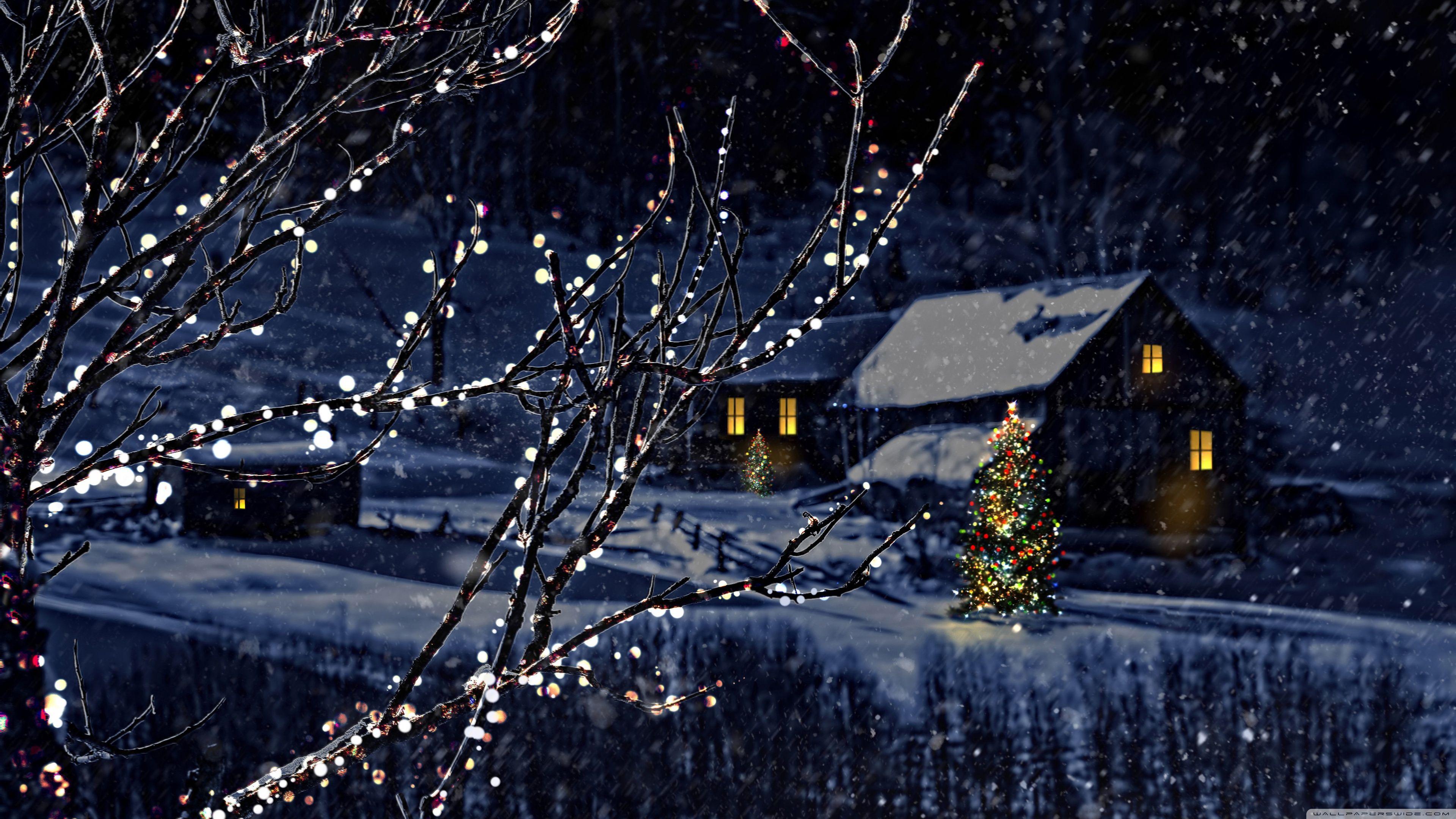 100 Holiday Scenes Wallpaper Hd Wallpapers: Christmas HD Wallpaper X
