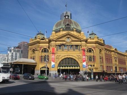 Flinders Street Station (Australia 2011)
