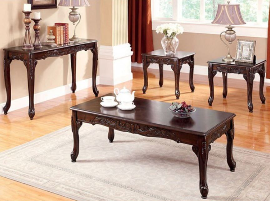 Best Hot Buy ☀ Furniture Of America Cheshire 3 Pc Occasional 400 x 300
