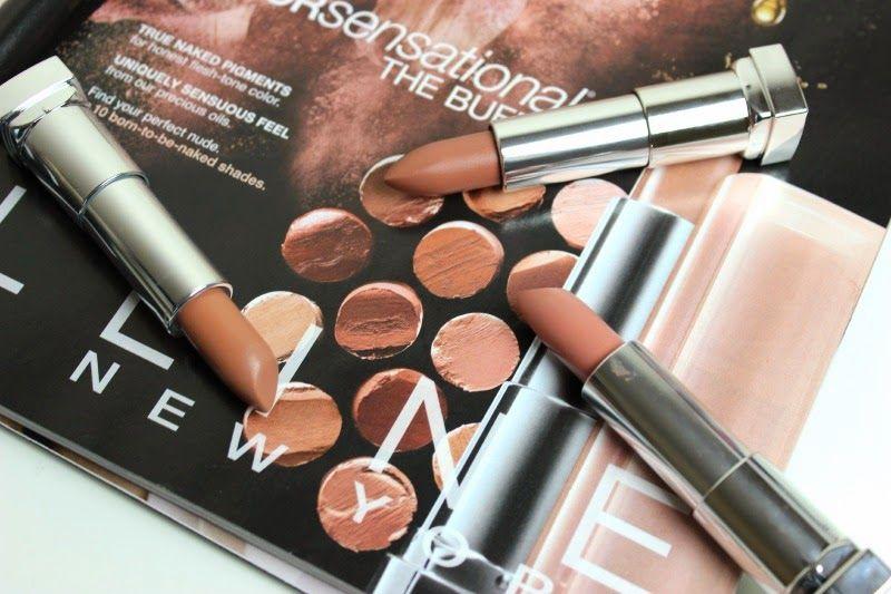 Nude lips made easy